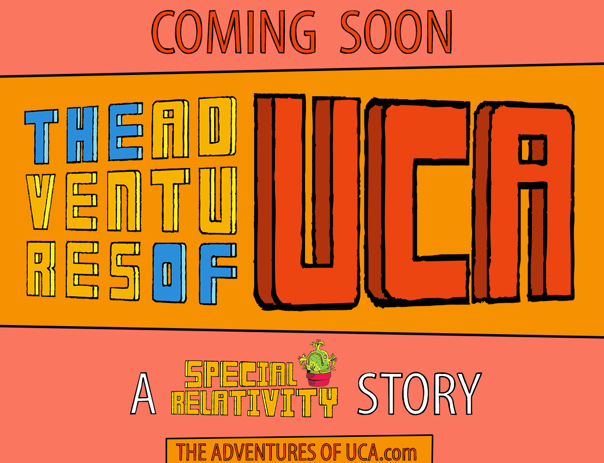 The Adventures of UCA - Coming Soon